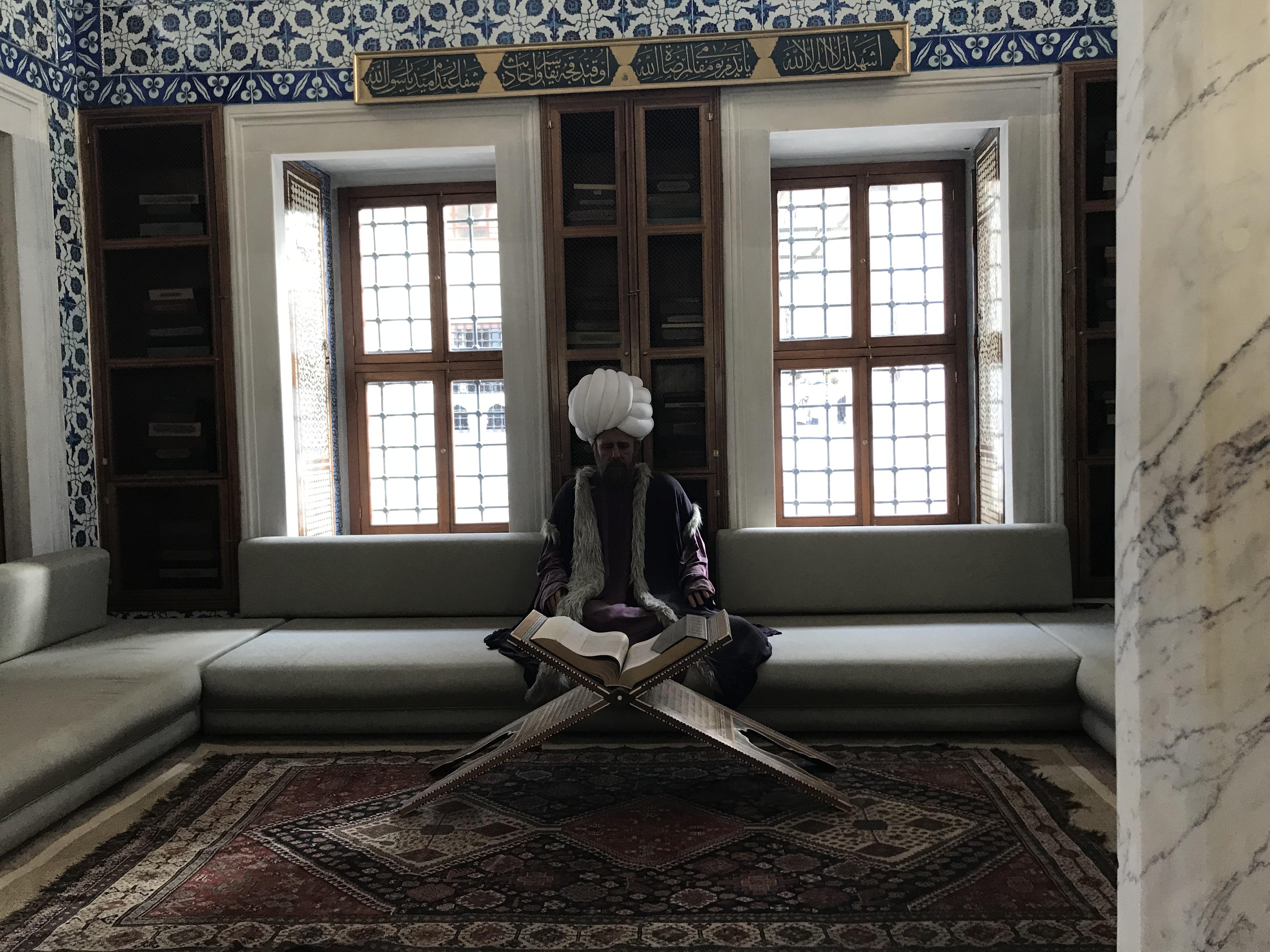 3. Ahmet Kütüphanesi - Topkapı Sarayı