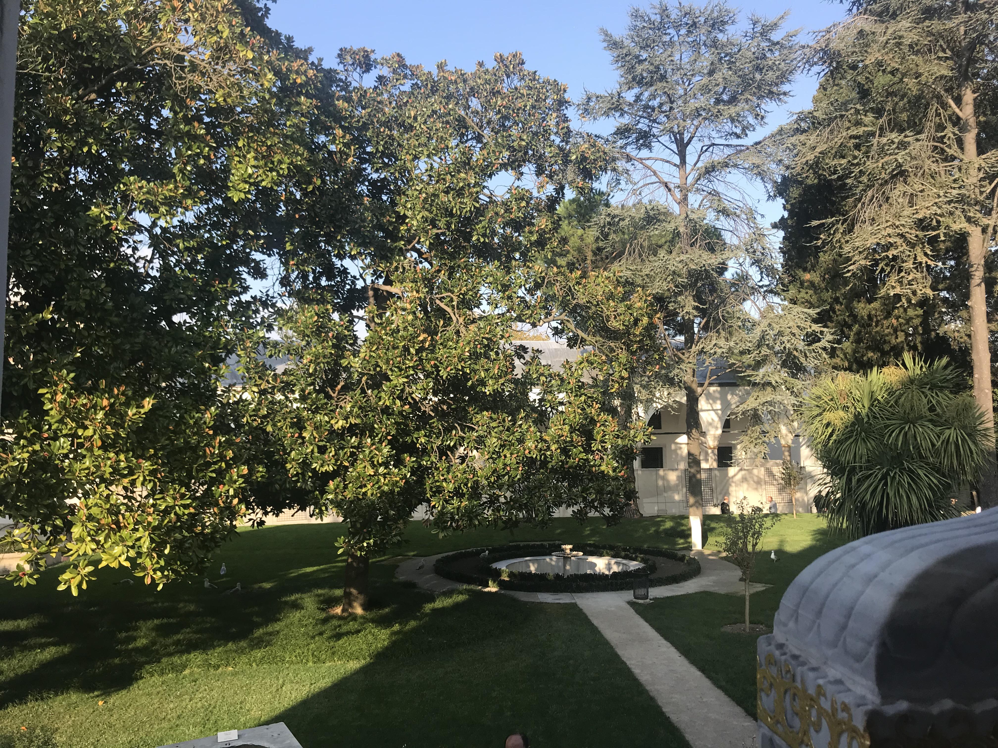 3. Avlu Önü -Topkapı Sarayı