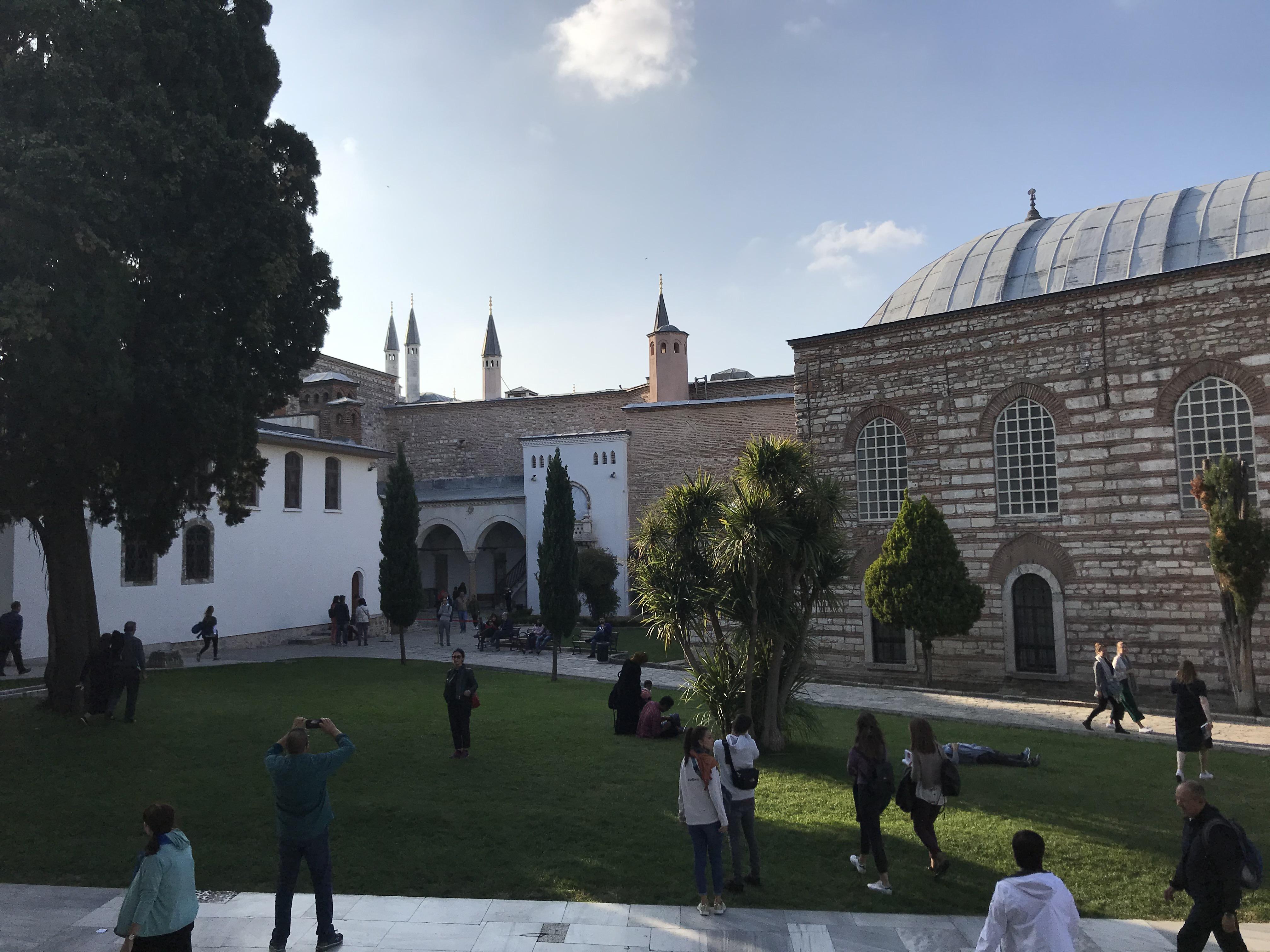 3. Avlu -Topkapı Sarayı