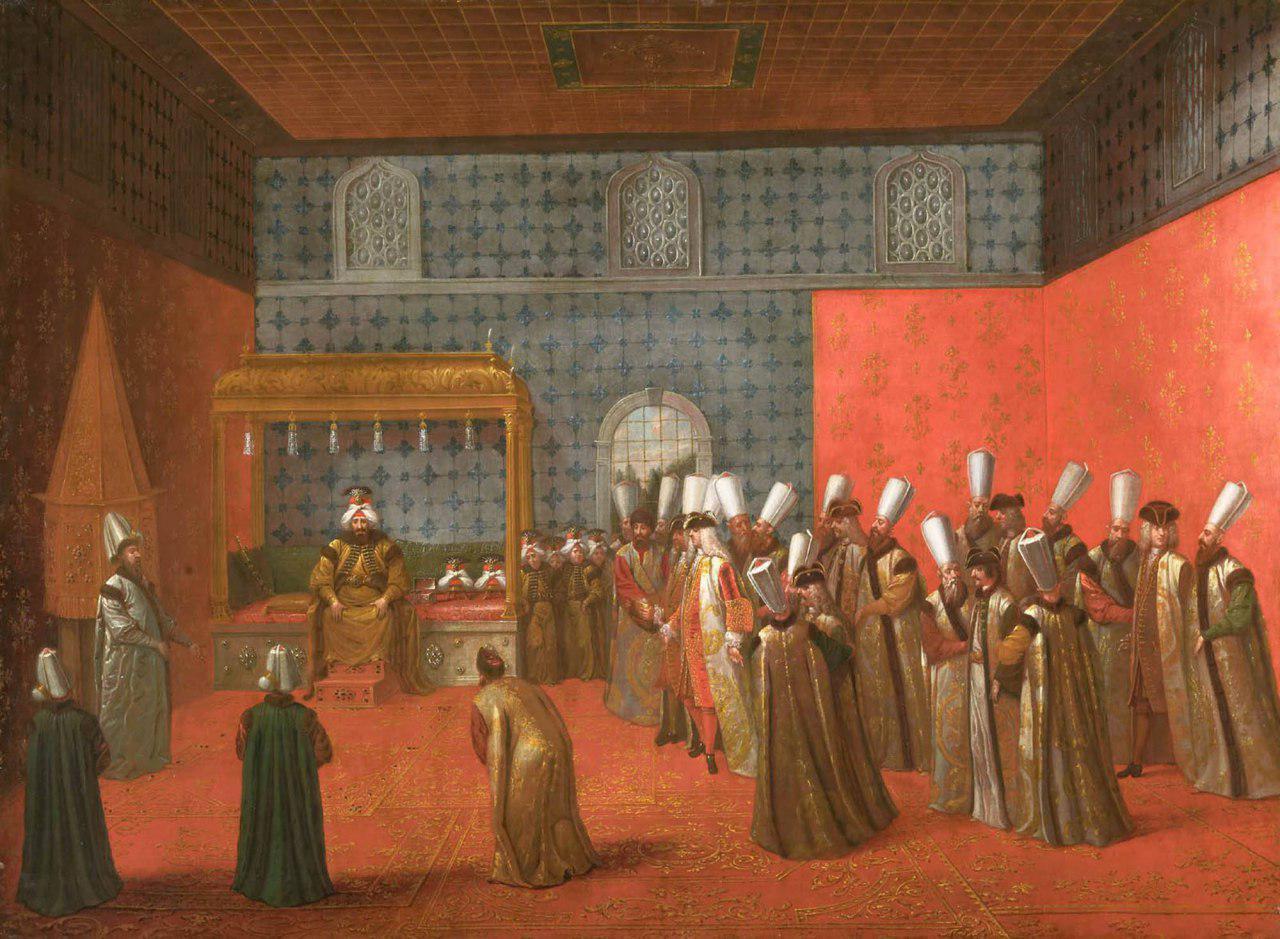 Arz Odası Resim - Topkapı Sarayı