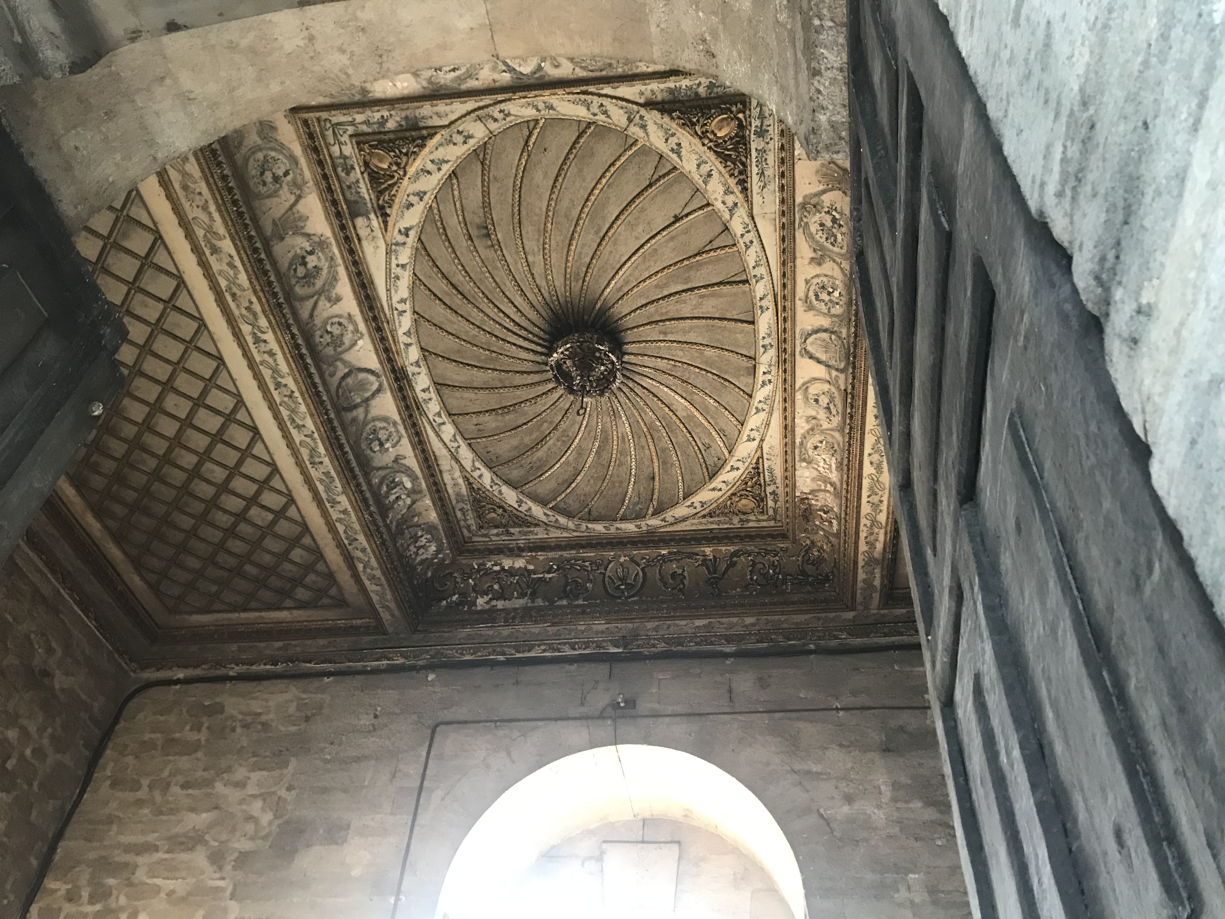 Babüsselam Kapısı İşlemeleri - Topkapı Sarayı