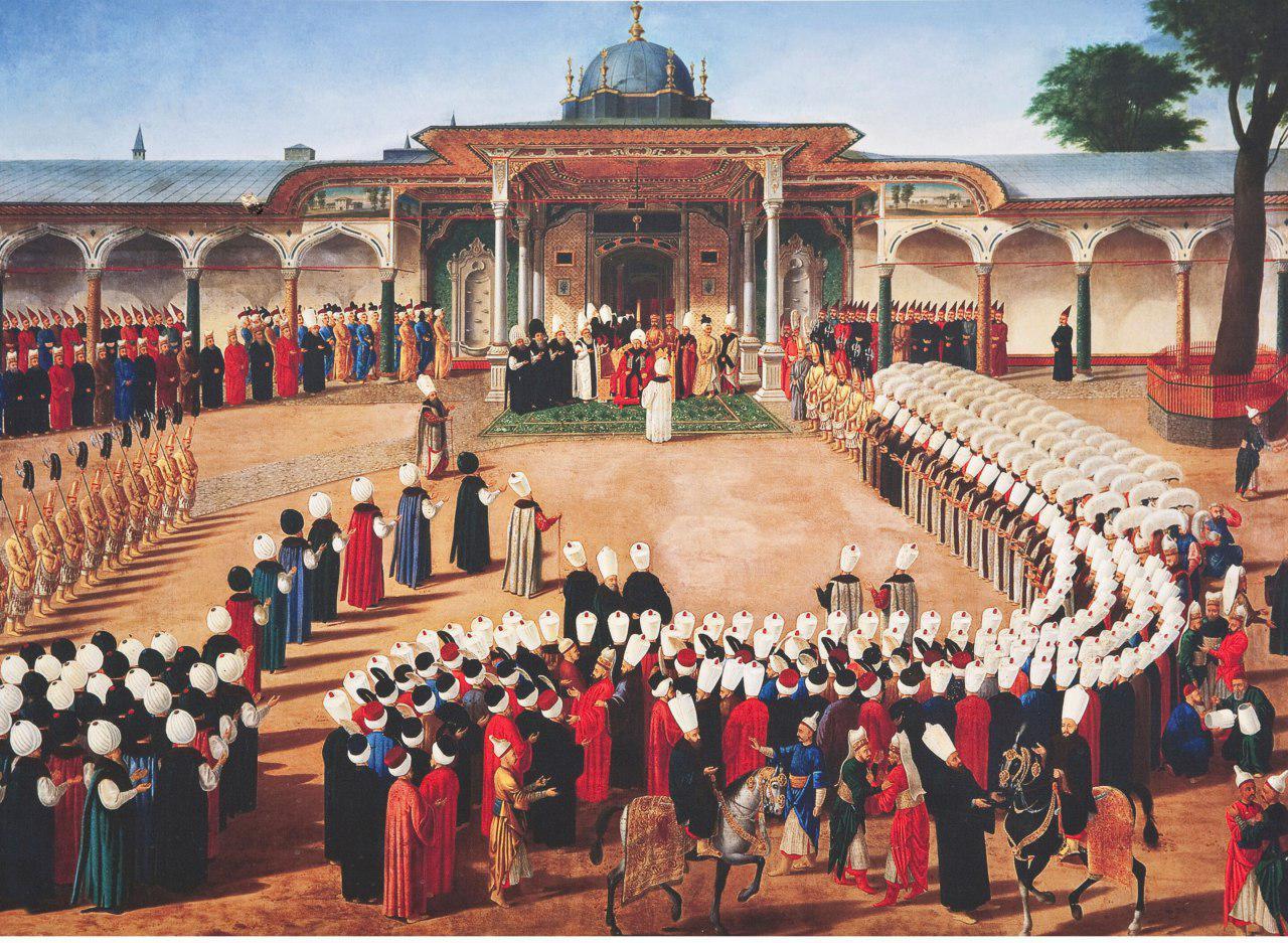 Babüssade Kapısı - Topkapı Sarayı
