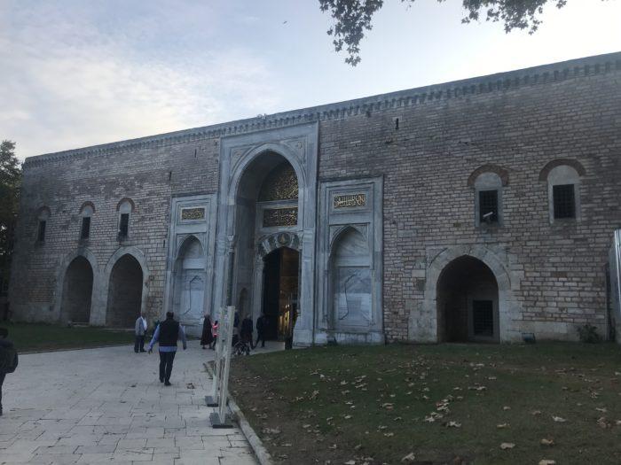 Bab-ı Humayun Kapısı - Topkapı Sarayı