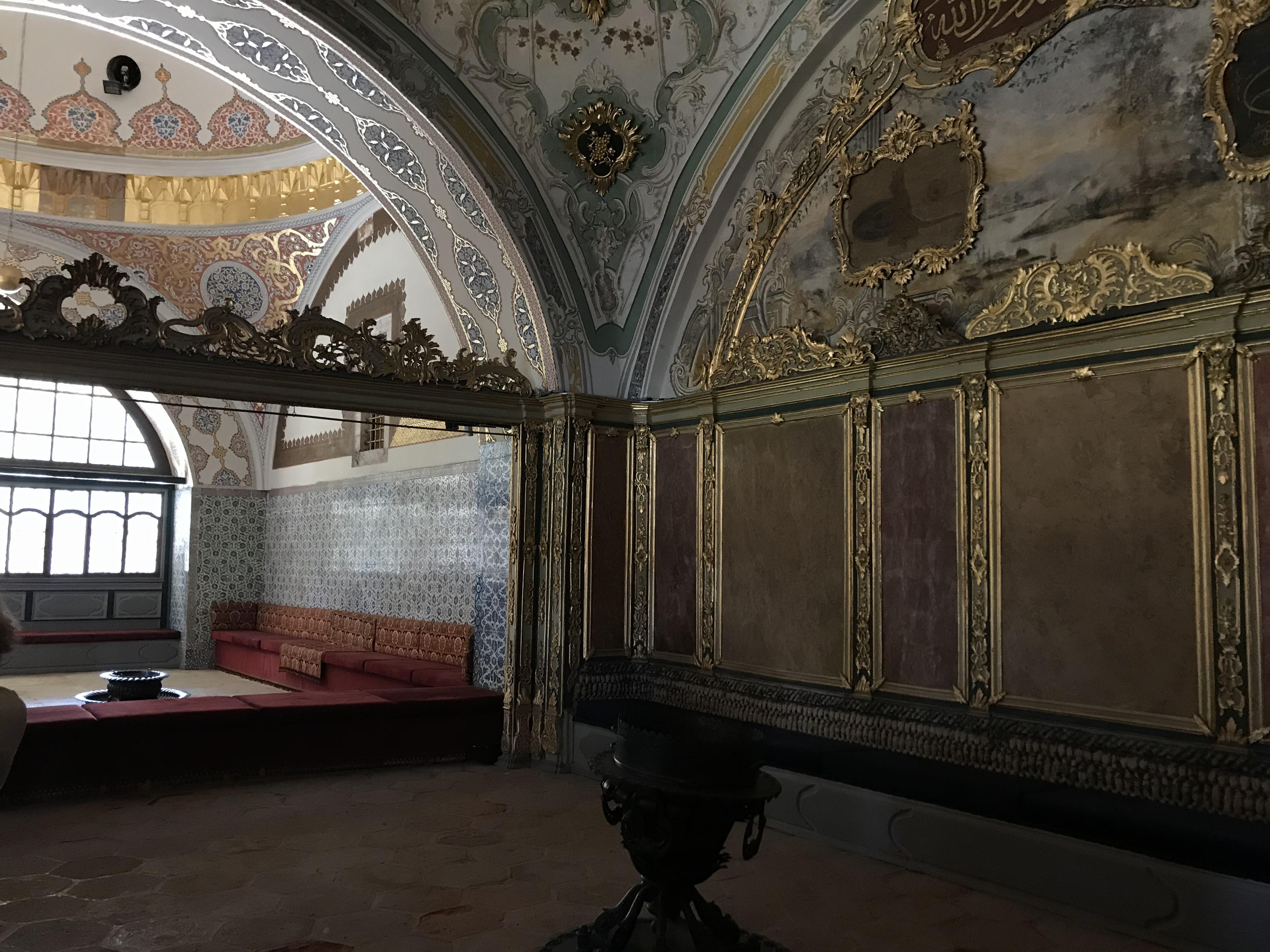 Kubbealtı Divan-ı Hümayun - Topkapı Sarayı