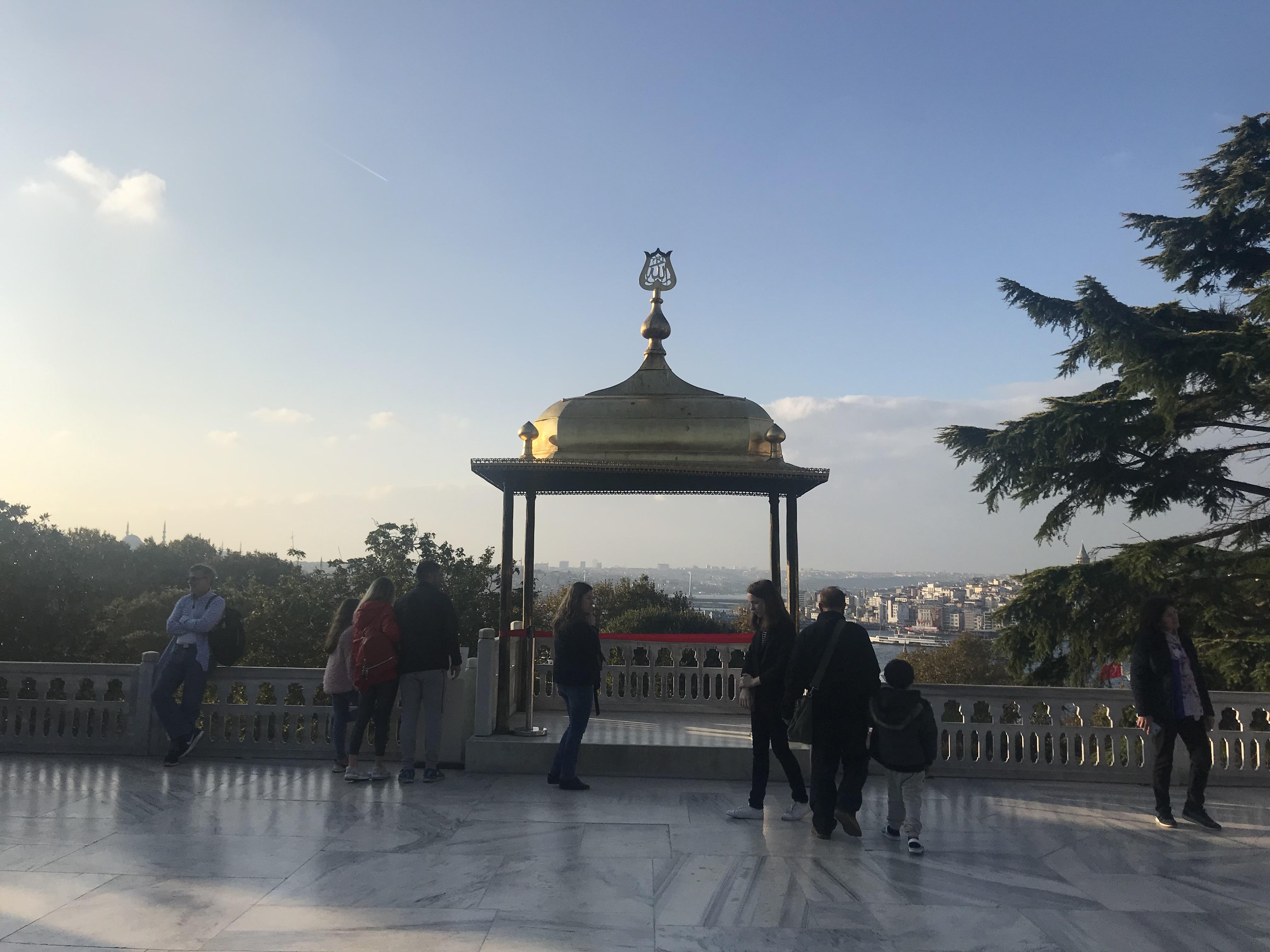 İftariye - Topkapı Sarayı
