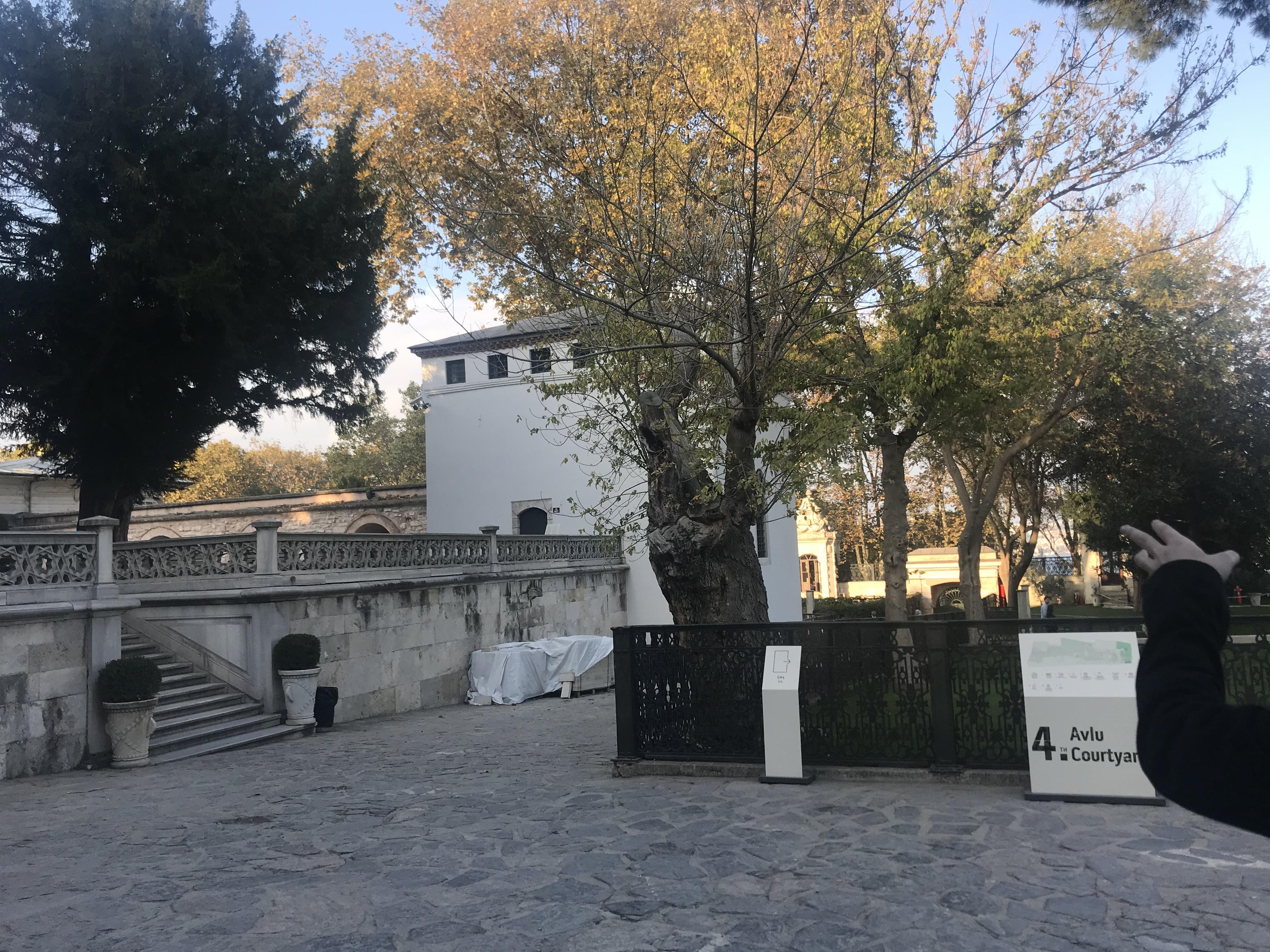 Başlala Kulesi - Topkapı Sarayı